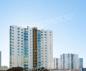 ЖК «Новая Охта»: ход строительства дома №12