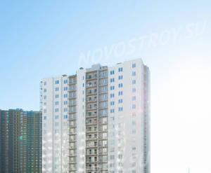 ЖК «Новая Охта»: ход строительства дома №13