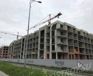 МЖК «Наутилус»: ход строительства корпуса №2