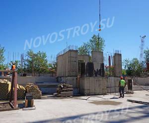 ЖК «Новый Лесснер»: ход строительства 1 очереди
