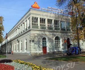 ЖК на 20-й линии, 19: здание бывшего хлебозавода
