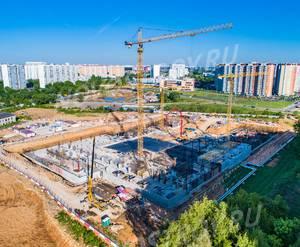 ЖК «Лучи»: ход строительства корпуса №7