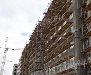 ЖК «Государев дом»: ход строительства корпуса №42