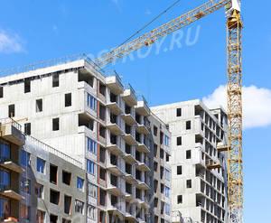 ЖК «Новокрасково»: ход строительства дома №5