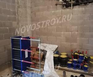 ЖК «Новый Раменский»: ход строительства корпуса №12