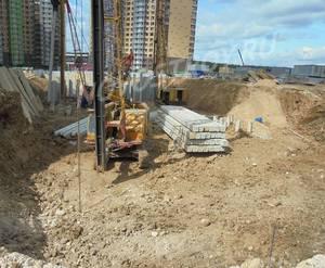 ЖК UP-квартал «Сколковский»: ход строительства корпуса №2