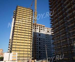 ЖК «Пехра»: ход строительства корпуса №6