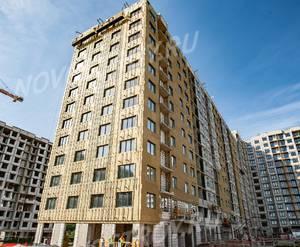 ЖК «Южное Бунино»: ход строительства корпуса №4