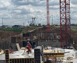 ЖК UP-квартал «Римский»: ход строительства корпуса №6
