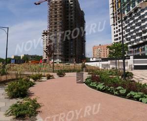 ЖК «Новая Звезда» (Газопровод): ход строительства корпуса №6,7