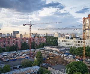 ЖК «Ленинградка 58»: ход строительства корпуса №1
