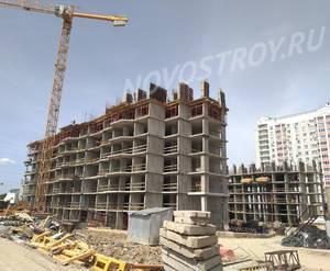 ЖК «Новое Бутово»: ход строительства корпуса №16