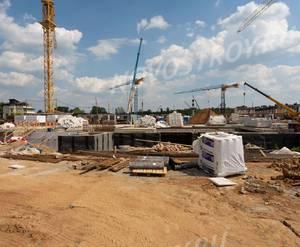 МЖК «Театральный парк»: ход строительства корпуса №20