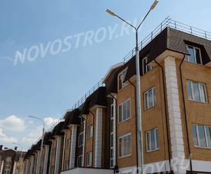 МЖК «Театральный парк»: ход строительства корпуса №32