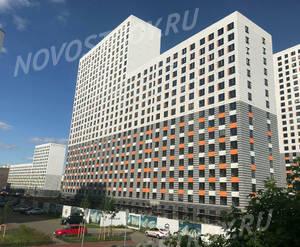 ЖК «Люберецкий»: ход строительства корпуса №8.1