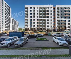 ЖК «Гринада»: ход строительства корпуса №3