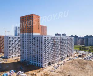 ЖК «Мещерский Лес»: ход строительства корпуса №5.1