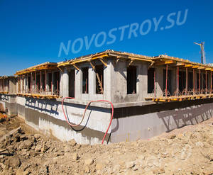 ЖК «Аэросити»: ход строительства