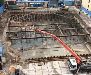 ЖК «Классика»: ход строительства корпуса Г3