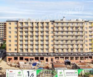 ЖК «Славянка» (Ростовская улица): ход строительства