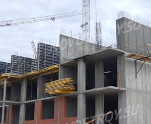 ЖК «Образцовый квартал 6»: ход строительства