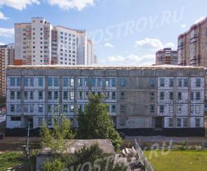 ЖК «Бутово парк 2»: ход строительства поликлиники