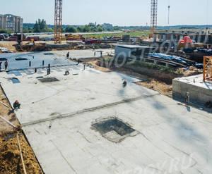 ЖК «Ильинские луга»: ход строительства корпуса №43