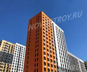 ЖК «Влюблино»: ход строительства корпуса №2.1