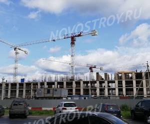 ЖК «Переделкино Ближнее»: ход строительства