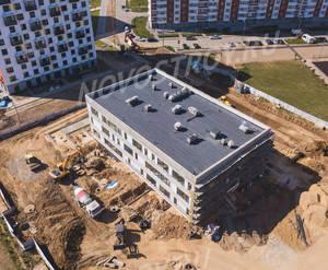 ЖК «Восточное Бутово»: ход строительства детского сада