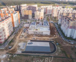 ЖК «Восточное Бутово»: ход строительства школы