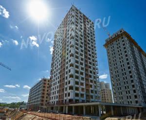 ЖК «Кварталы 21/19»: ход строительства корпуса №13