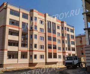 МЖК «Новое Бисерово 2»: ход строительства дома №7