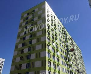 ЖК «Жемчужина Зеленограда»: ход строительства корпуса №11.2