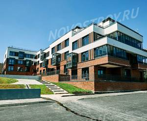 ЖК «Резиденция Май»: ход строительства корпуса №13