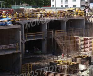 ЖК «Union Park»: ход строительства
