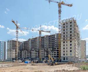 ЖК «Новое Медведково»: ход строительства корпуса №15