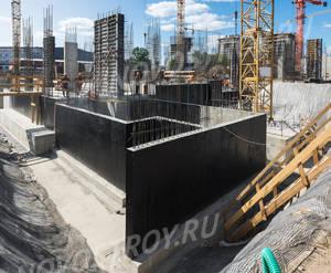 ЖК «Преображение»: ход строительства корпуса №9