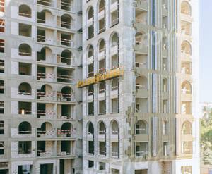 ЖК «Серебряный парк»: ход строительства корпуса №3