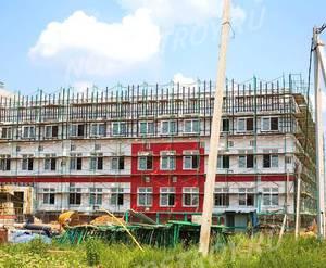 ЖК «ДОМодедово Парк»: ход строительства школы