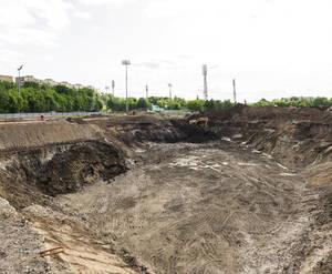 ЖК «RiverSky»: ход строительства корпуса №1