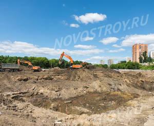 ЖК «RiverSky»: ход строительства корпуса №2