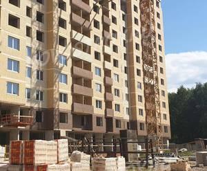 ЖК «Афродита»: ход строительства корпуса №6