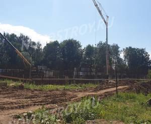 ЖК «Афродита»: ход строительства корпуса №7