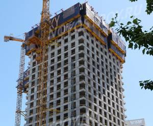 ЖК «Wellton Towers»: ход строительства корпуса №2