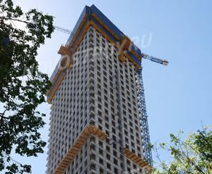 ЖК «Wellton Towers»: ход строительства