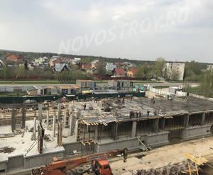 ЖК «Квартал Гальчино»: ход строительства (апрель 2019)
