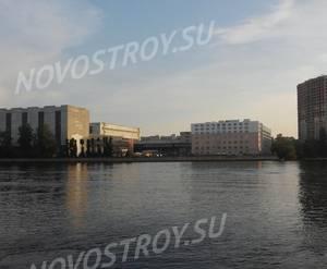 МФК Neva Sky: территория предполагаемого строительства