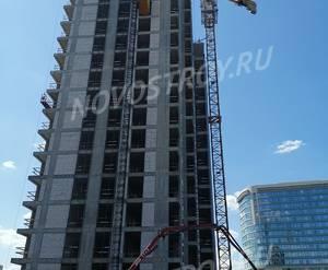 МФК «Soho+Noho»: ход строительства
