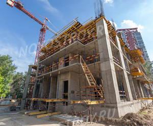 ЖК «Grand Hills»: ход строительства